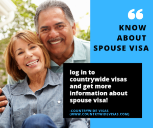 Family spouse visa