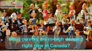Jobs demand in Canada