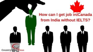 Canada jobs without IELTS
