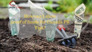 Proof of Funds for Canada PR