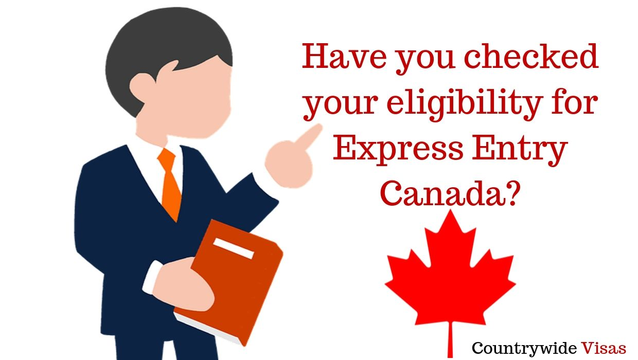 Canada express entry from India