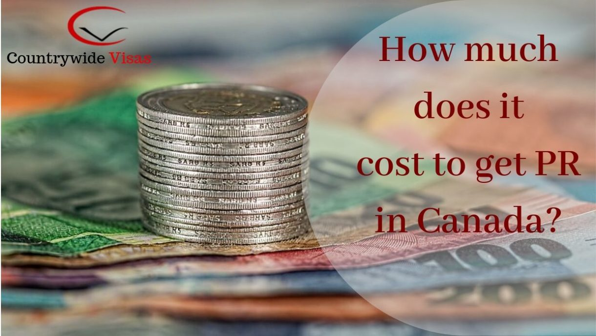Canada PR Visa cost in India