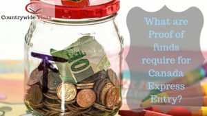 Funds required for Canada Express entry from India