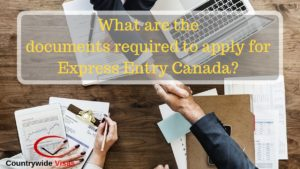 Apply for express entry Canada