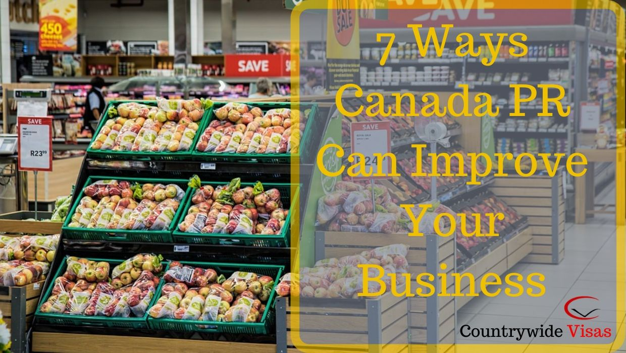 Canada Business visa from India