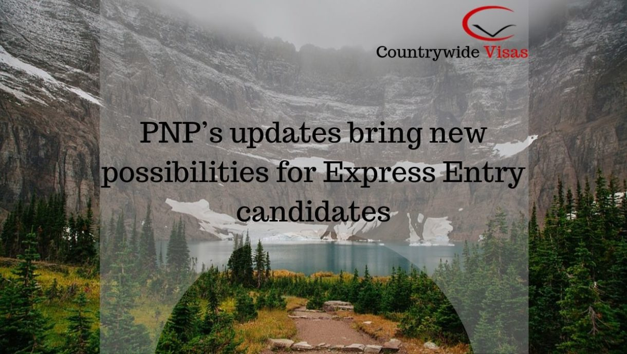 Canada Express Entry Updates 2019