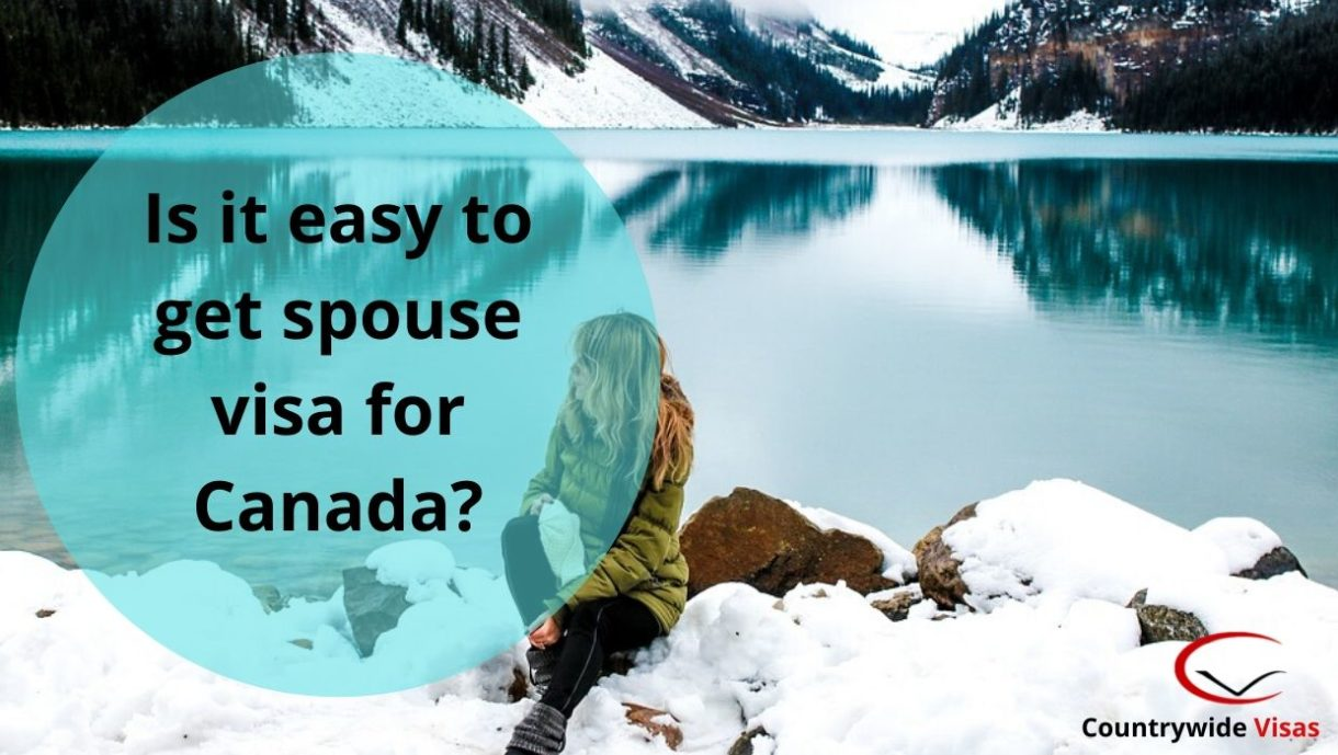 Canada Spouse visa 2020 from India