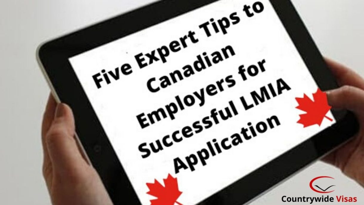 Canadian LMIA Application