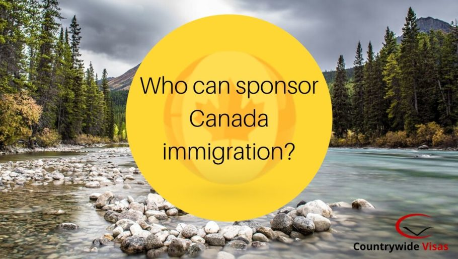 Parents sponsorship Canada