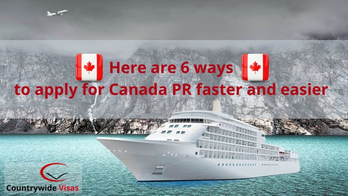 Canada PR Visa process from India