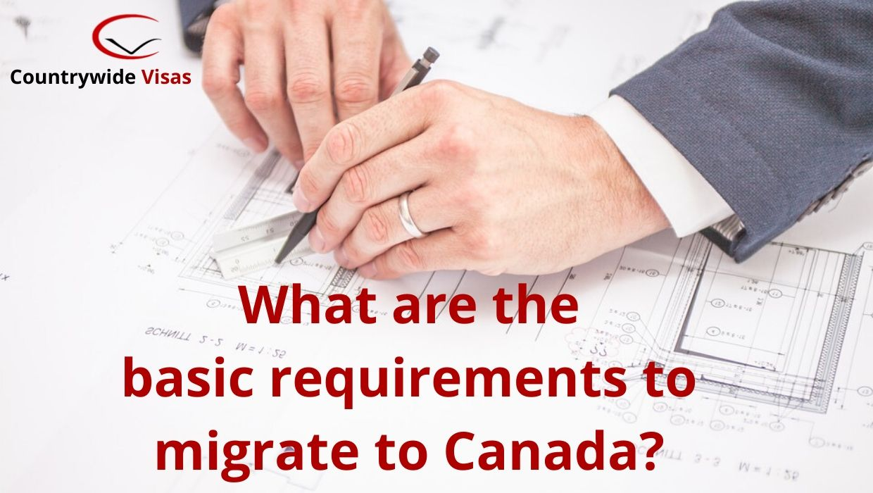 Canada Immigration requirements